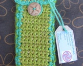 Crochet pencil case/Estuche para lápices de ganchillo