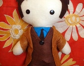 Tenth Doctor Plushie