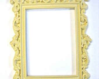 Dollhouse Miniature Decorative Victorian Frame