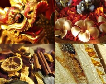 Oriental Perfuming Kit