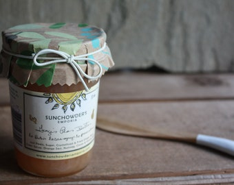 Seasonal Limited Luscious Ginger Pear Butter
