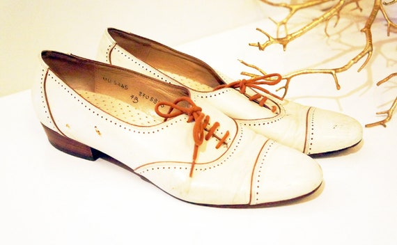 Vintage Oxford Shoes by Dr. Scholls Size 7