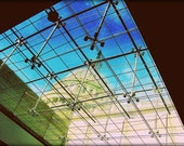 """Abstract Photo of the United States Capitol Dome- 8""""x10"""" Unmatted Fine Art Print"""