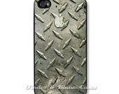 Faux Industrial Metal iPhone 4 / 4s / 5 Case.