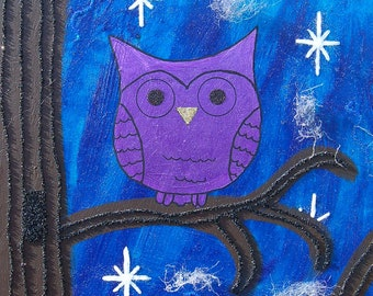 Owl by Haley