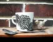 Mumsy - Hand Painted Ceramic Mug