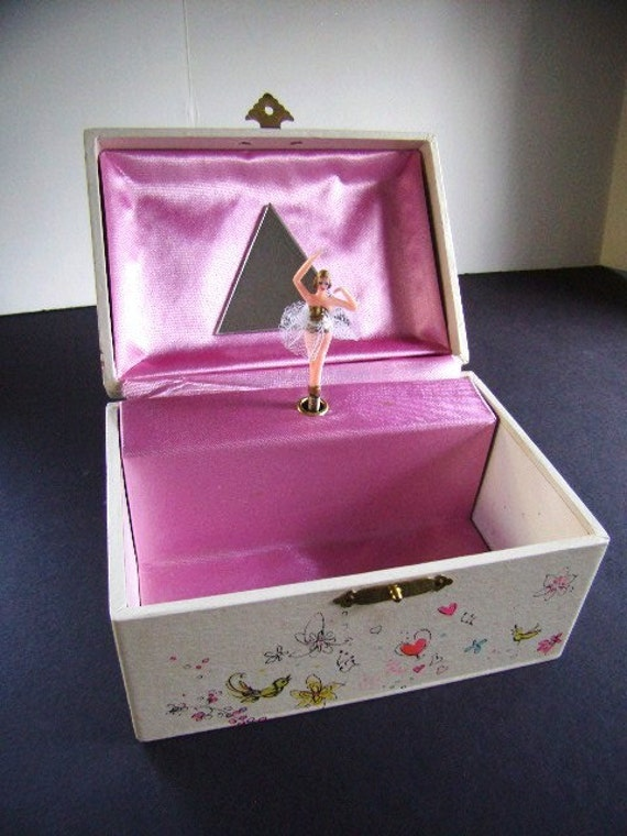 childs jewelry box items similar to childs box jewelry chest made in 4624