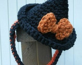 Little Witch Hat Headband for Halloween