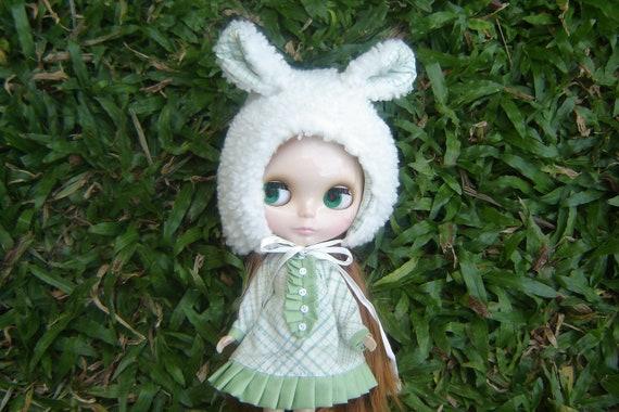 Animal blanket fantasy stlyle for Blythe