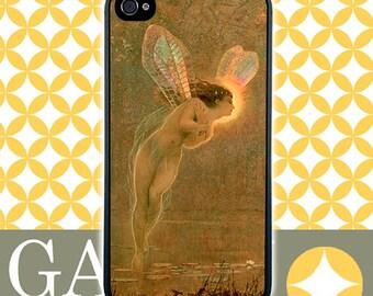 iPhone 6 Case, iPhone 6 Plus Case, iPhone 6 Edge Case, iPhone 5 Case, Galaxy S6 Case, Galaxy S5 Case, Galaxy Note 5 Case - Fairy Gold