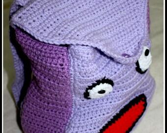 PATTERN Crochet Dora Backpack