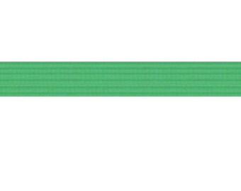 50 yards Green 1/4 inch SKINNY elastic