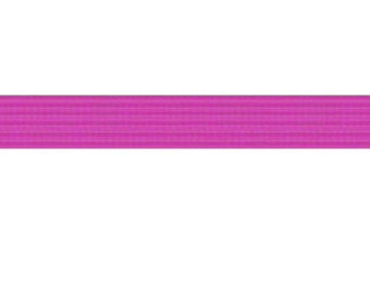 50 yards HotPink 1/4 inch SKINNY elastic
