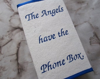 The Angels have the Phone Box - Adjustable Paperback Book Cover