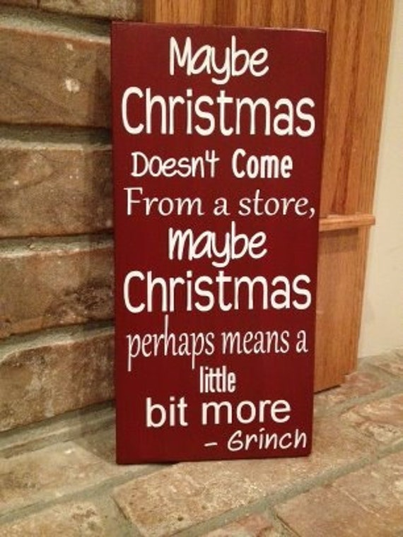 Unavailable listing on etsy for Christmas decoration quotes