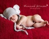 PATTERN Elephant Hat - Crochet