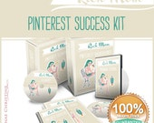 Make Money on Pinterest diy - Pinterest Success Kit