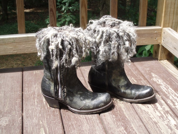 Rough and Ready Tailspun Boot Toppers