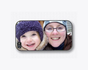Personalized phone Cover - Custom Photo Gift - Phone Case for iPhone 4/4s/5/5s/5c/6/6Plus, Galaxy S3/S4/S5/S6,personalized christmas gift.