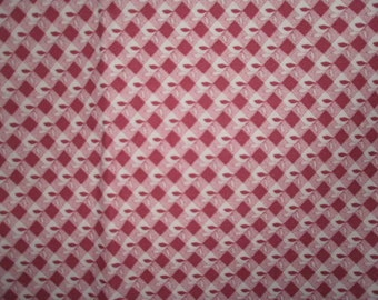Country Print Fabric- Sold by the half yard