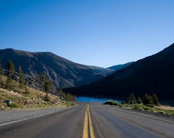 Highway 120 - Photograph