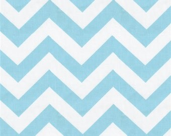One Yard Zig Zag in Assorted Colors (Choose your Color) 100% Cotton Fabric