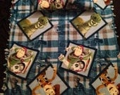 Toy Story fleece Blanket and pillow set