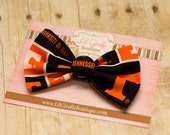 Tennessee Fabric Hairbow