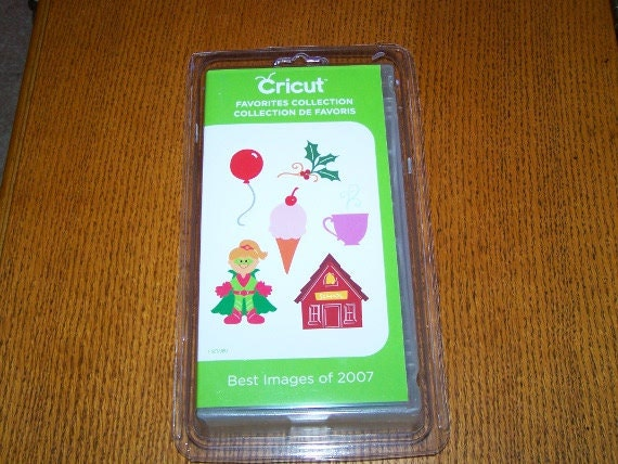 Cricut cartridge - Best Images of 2007 - Brand new
