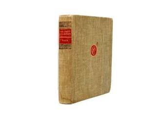 SALE Vintage Five Great Dialogues, Plato, 1942