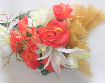 Wedding Corsage MADE TO ORDER