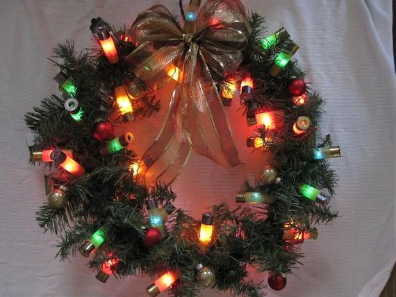Just adorable! | Christmas porch decor, Aqua christmas ... |Redneck Grapevine Trees