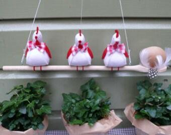 Funky Chicken - DIY kit