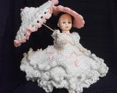 Southern Belle Air Freshener Doll