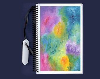 In Bloom a blank journal