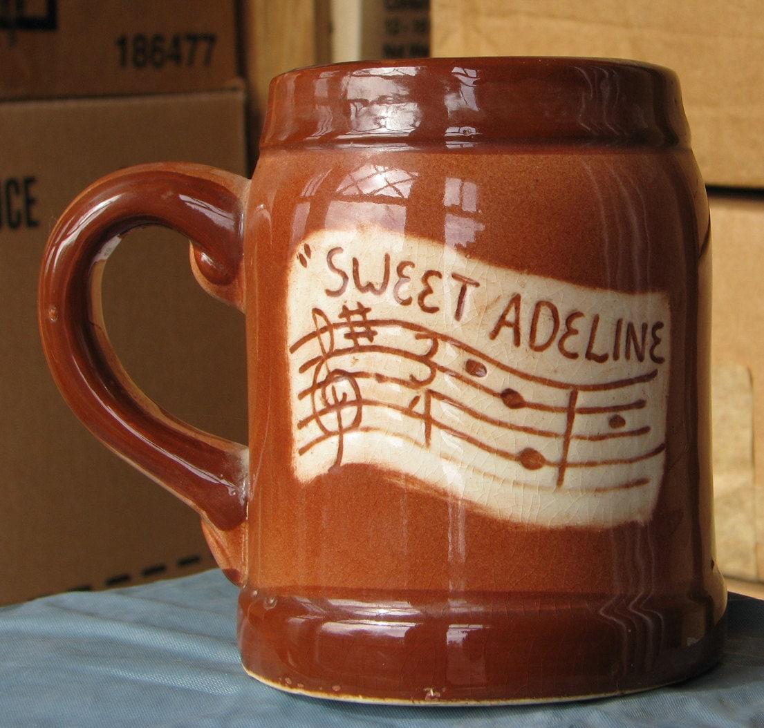 sweet adeline mug