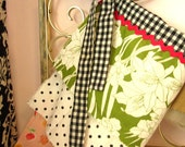 Vintage styled aprons made custom to order