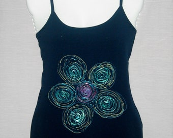HANDMADE PAINTED TOP