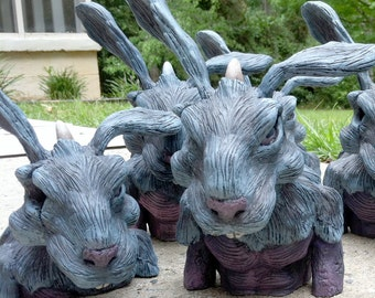 Slagamort the Runt - Resin Sculpture