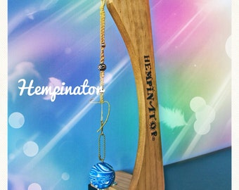 Macrame Tool / Jewelry Tool / Necklace Maker / Bracelet Tool / Ergonomic / Unique Gift / Waxed cord / Hemp / Cotton Cord / Christmas Gift