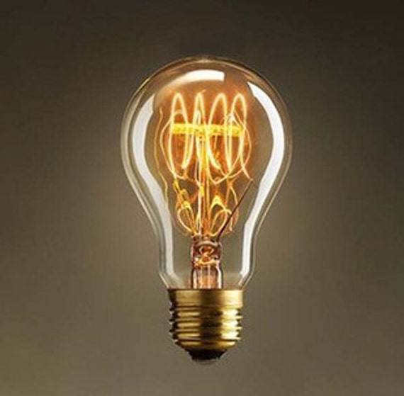 10 antique vintage edison style light bulb 40w 220v radiolight:10 antique vintage edison style light bulb 40w 220v radiolight A19 squirrel  cage lamp,Lighting