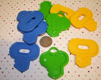 Teether - Key Set - Pack of 10