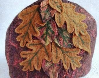 Teepotwarmer LeafFall, Warmer
