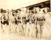 a Dozen beach babes