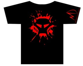 Transformers Beast Wars Maximal Splat T-shirt