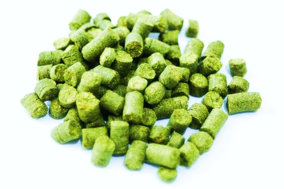 Fresh WILLAMETTE Hop Pellets For Making Home Brewed Craft Beer 1 oz Package