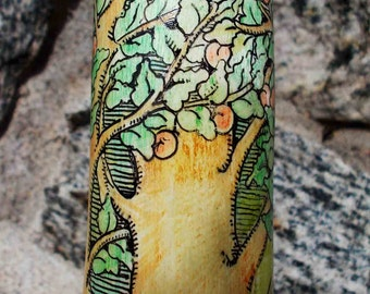 Apple Valley Walking Stick
