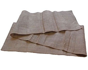 "14"" x 180"" Burlap Table Runner (4 Pack)"