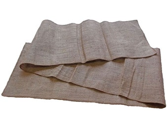 "14"" x 132"" Burlap Table Runner (4 Pack)"