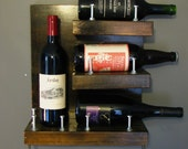 Wall Hanging Wine Rack - DMHeritageandCo